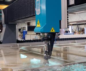 Flow Mach 500 Waterjet Cutter